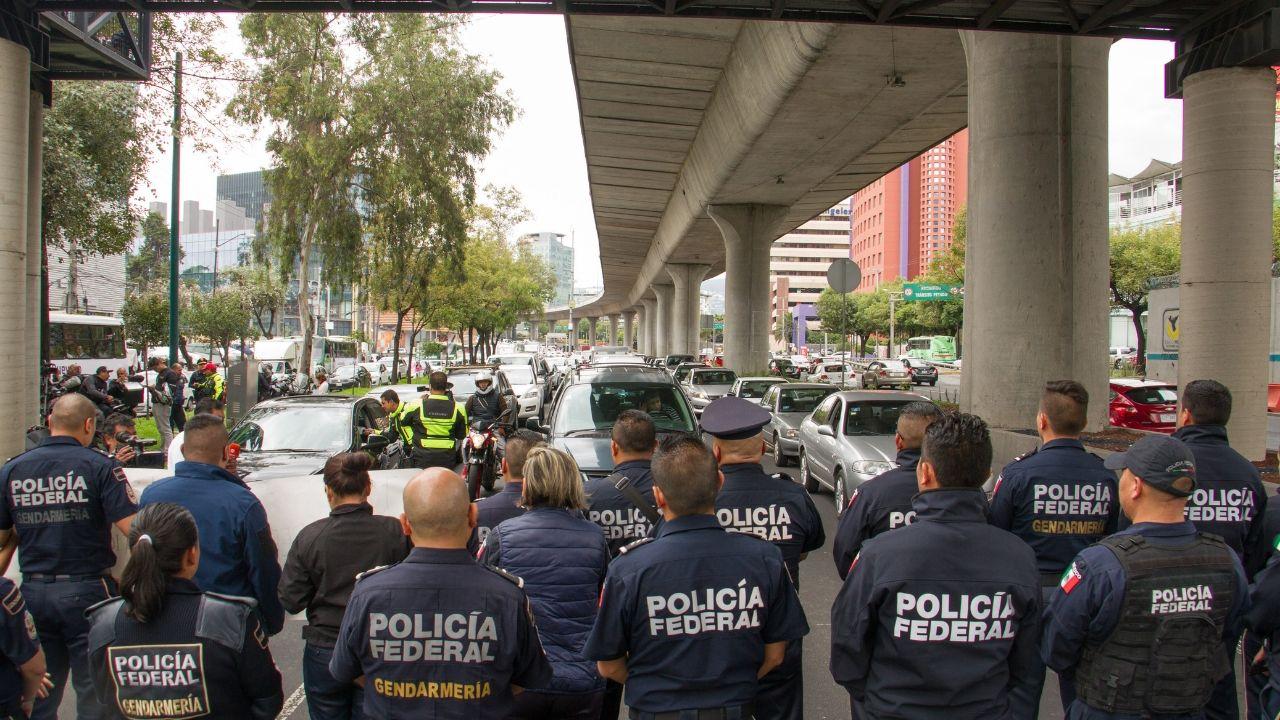 AMLO Policía Federal PAN