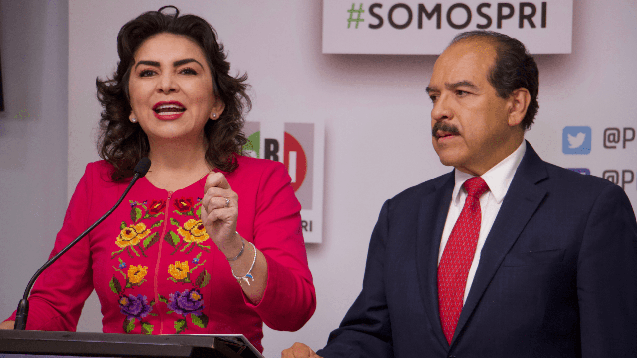 Debate dirigencia PRI Ivonne Ortega