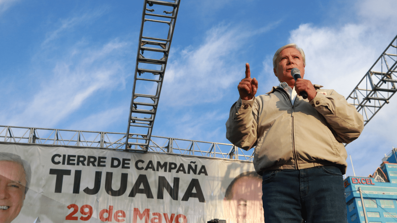 Jaime Bonilla Congreso Baja California