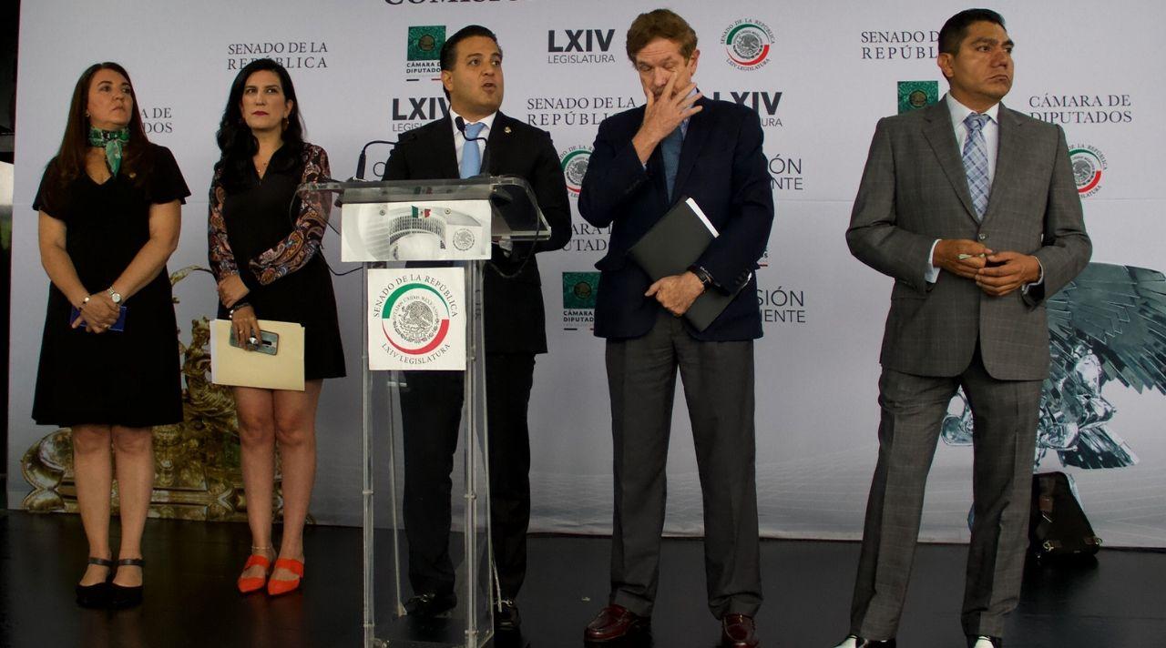 Oposición Congreso Baja California