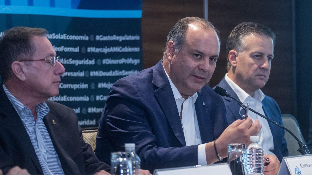 Coparmex Corrupción