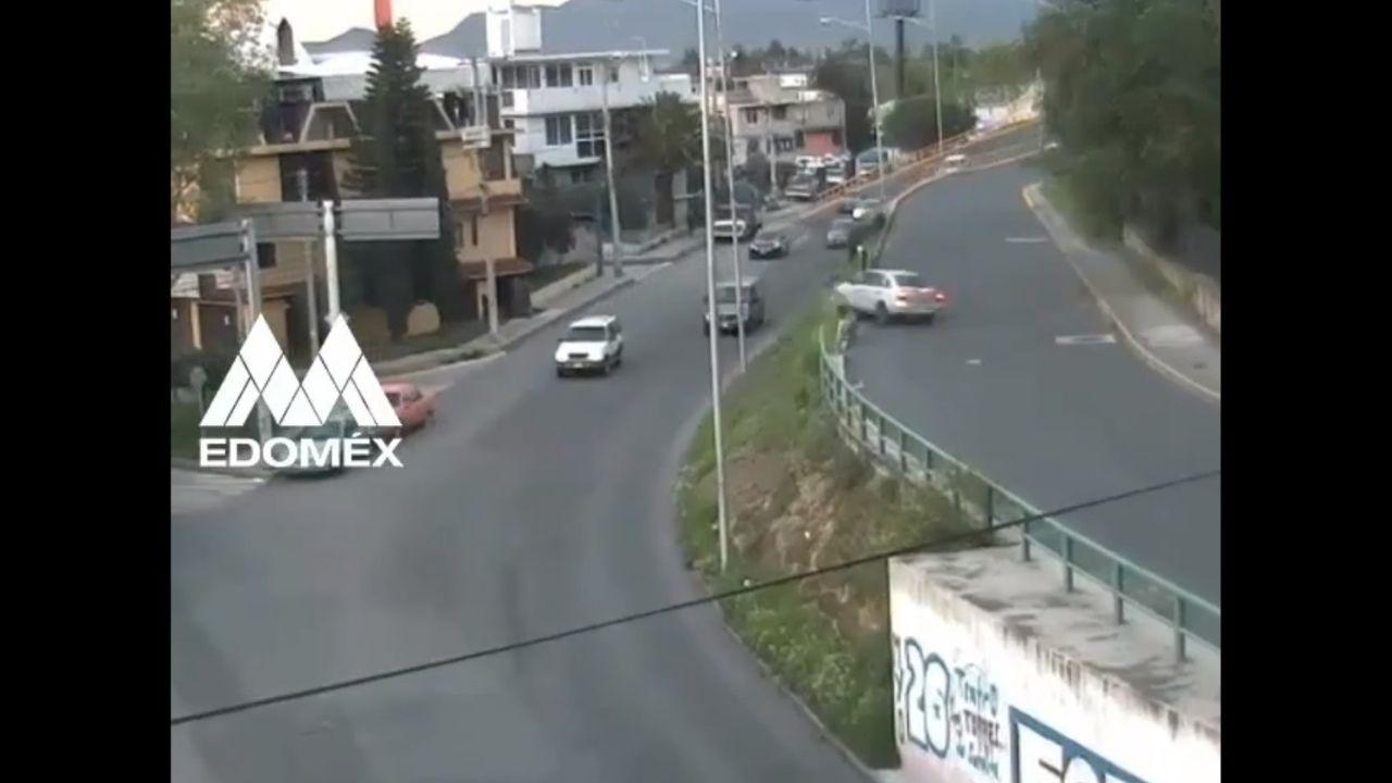 Choque auto Naucalpan