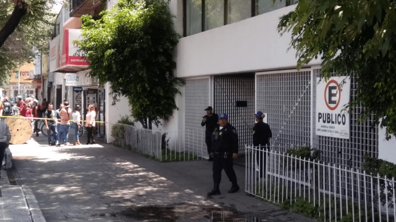 Policía mata asaltante