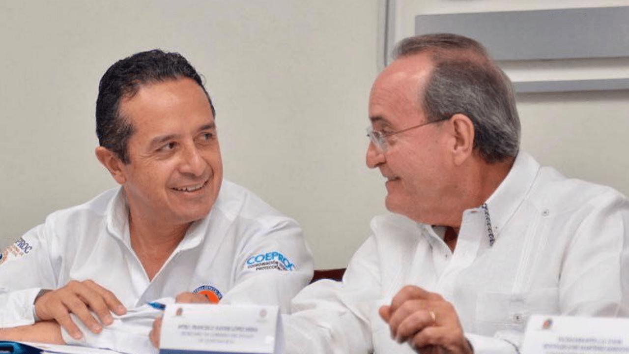 Renuncia secretario de gobernación de Quintana Roo Carlos Joaquín