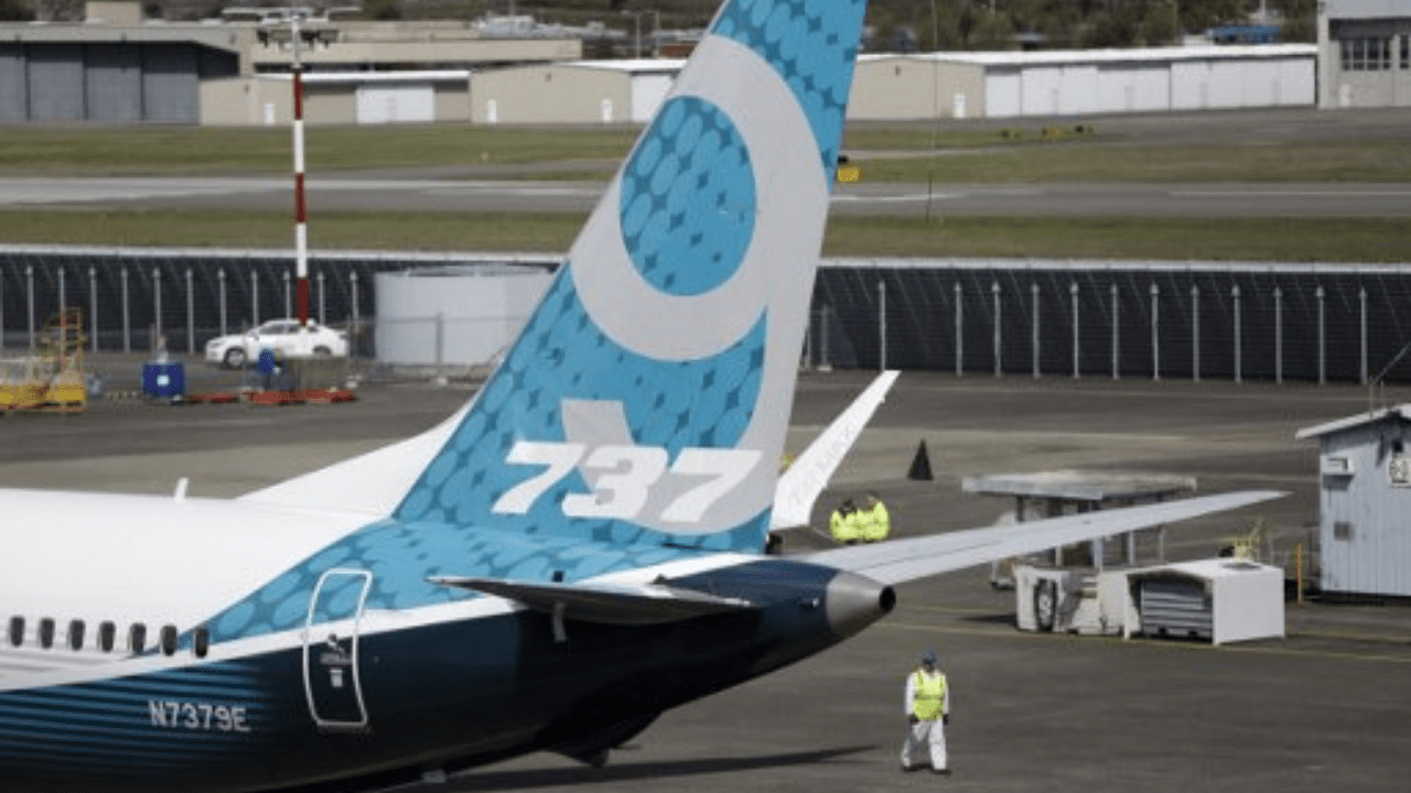 Jefe Boeing 737 MAX