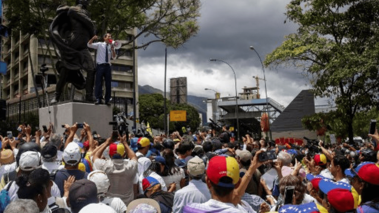 Oposición gobierno Venezuela