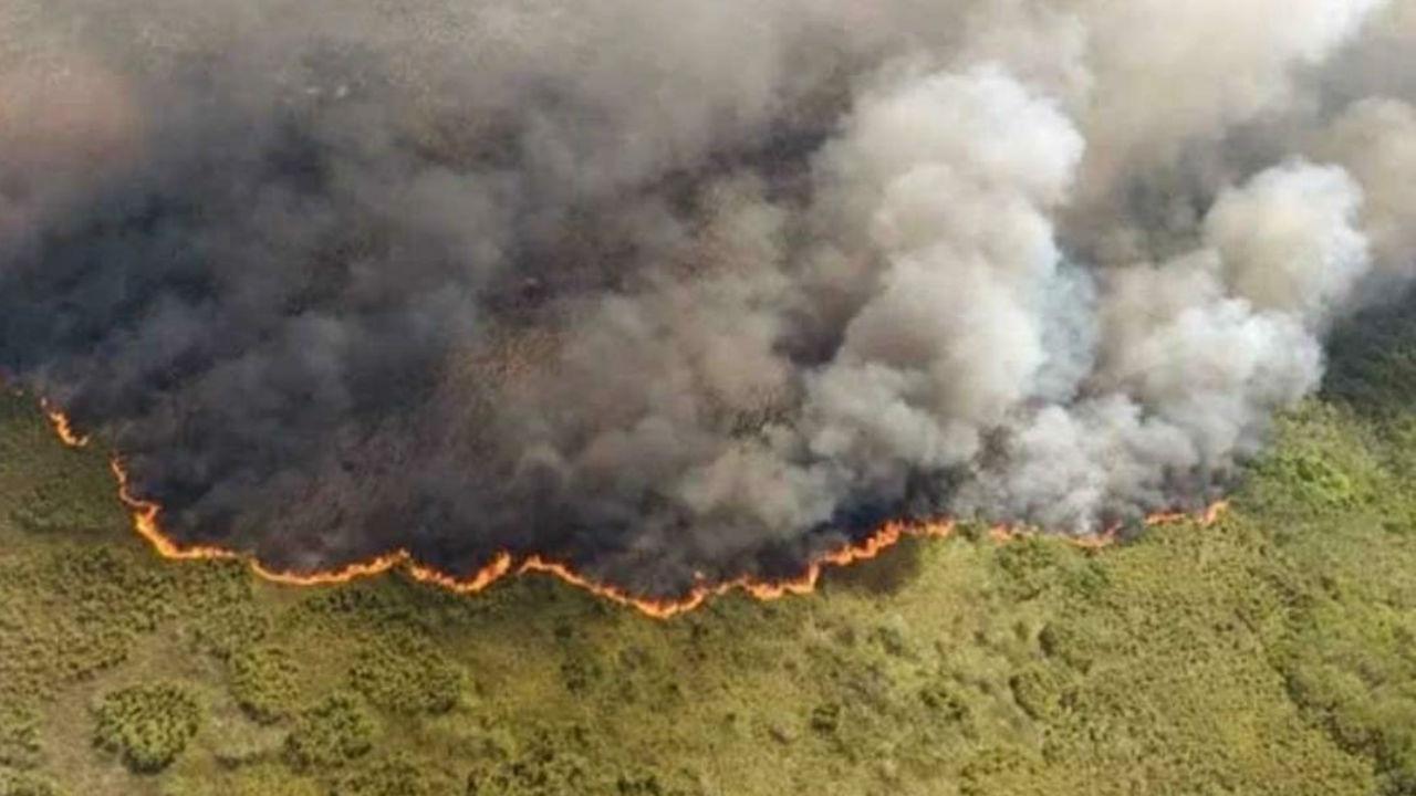 incendio reserva sian quintana roo