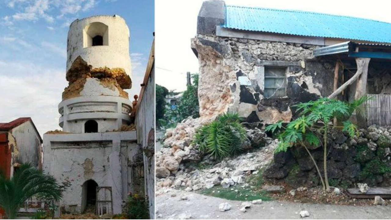 sismos filipinas