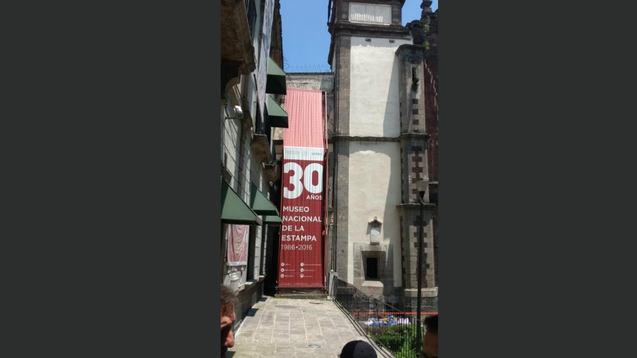 MUSEO ESTAMPA