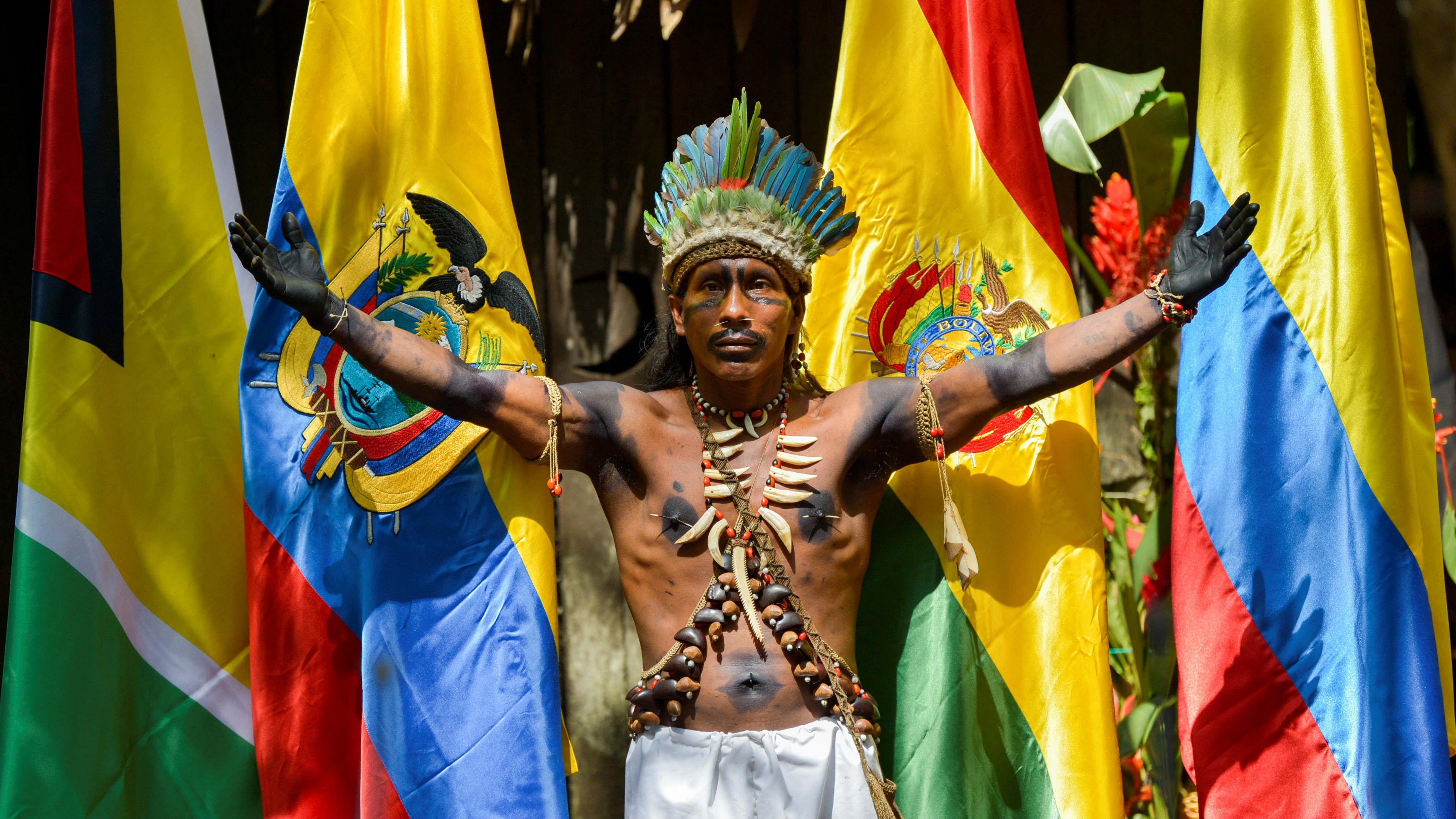 cumbre por Amazonas