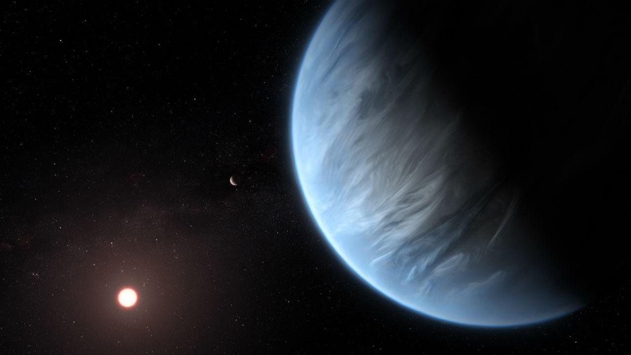k2-18b planeta