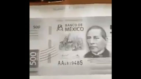 billetes mx