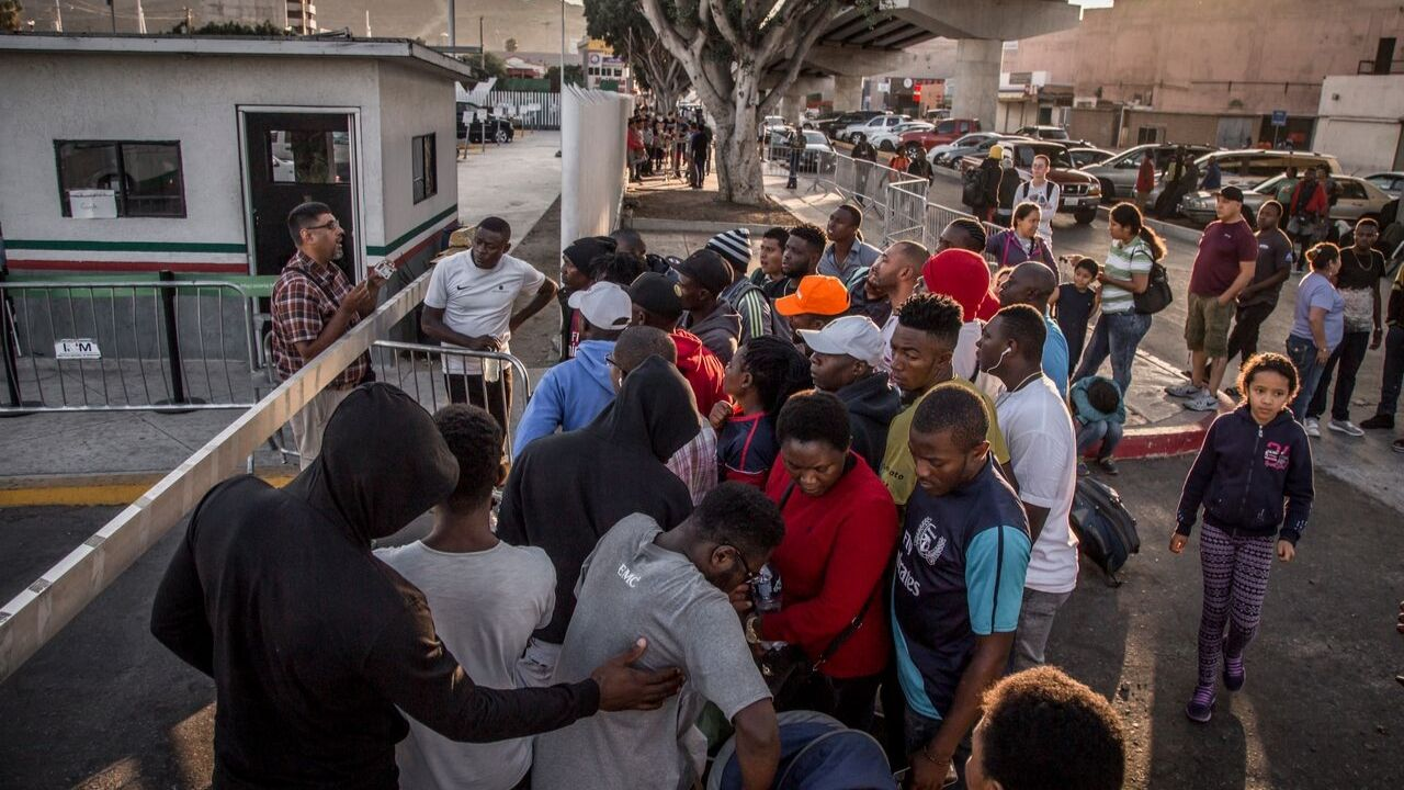CNDH migrantes