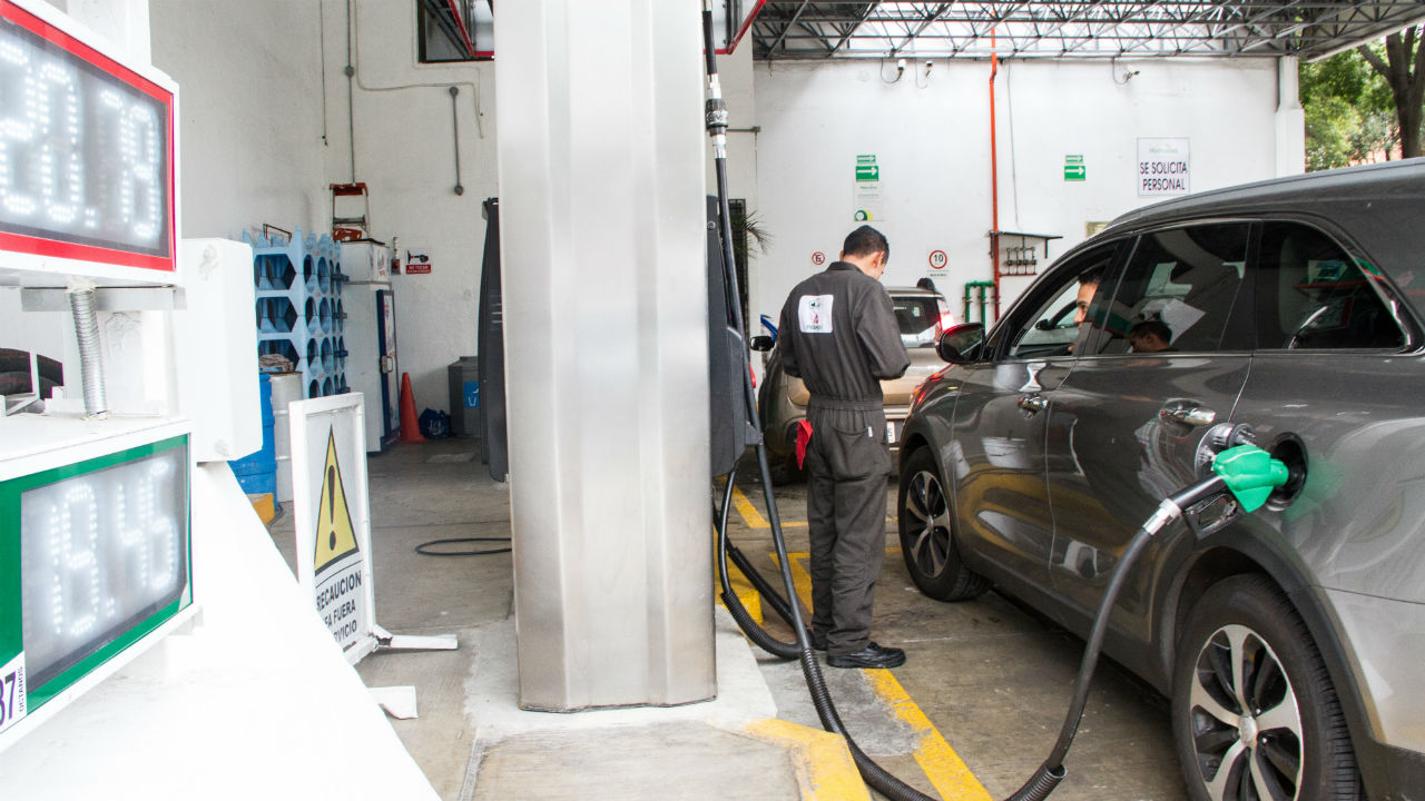 aumento gasolina