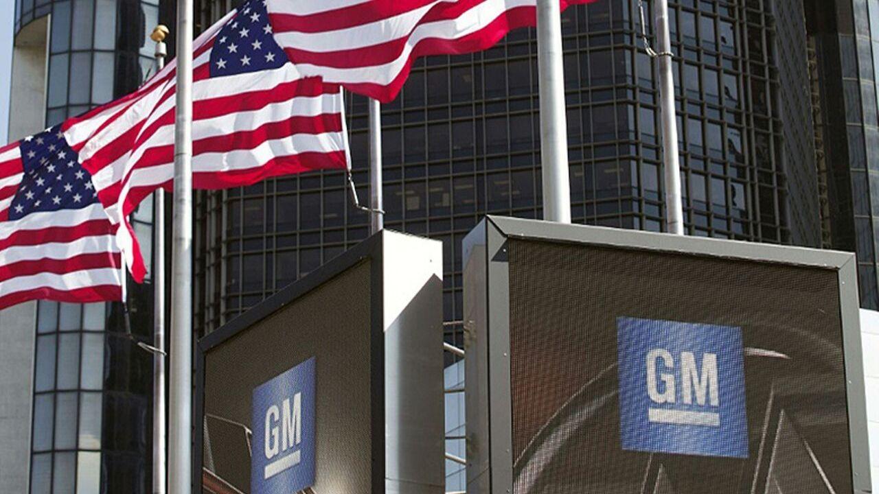 General Motors huelga