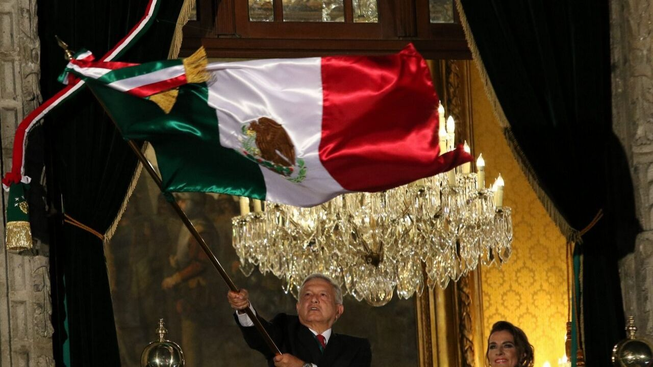 Grito López Obrador