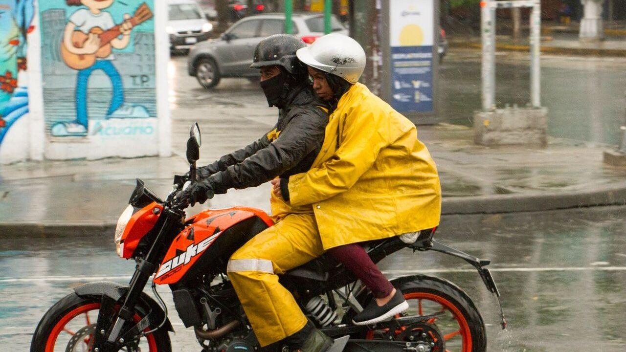 Lluvia Ciudad México