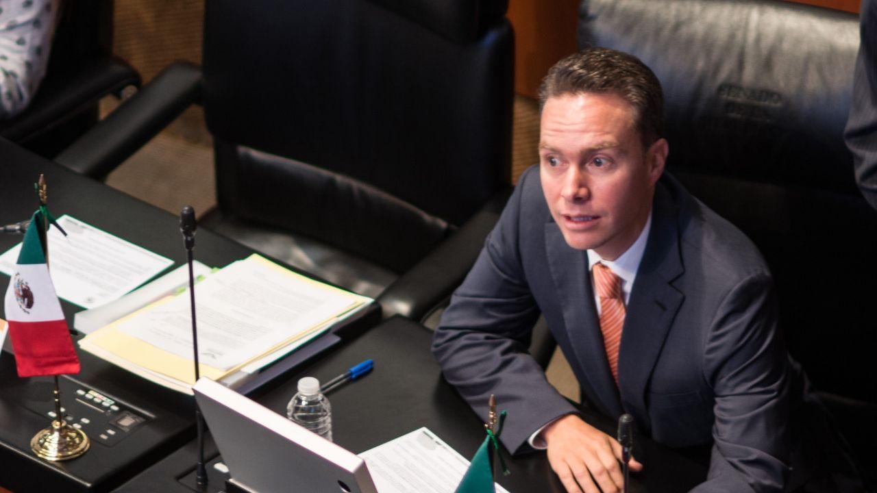 Manuel Velasco Senado
