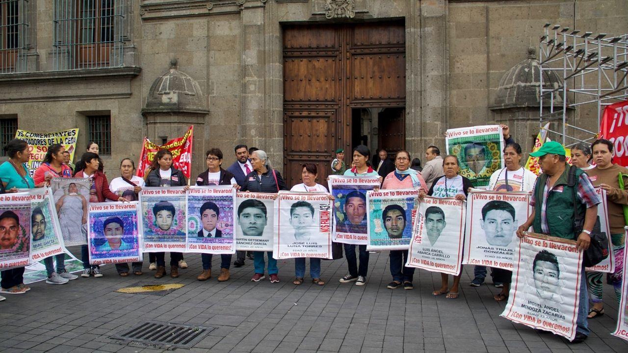 Testigos Ayotzinapa