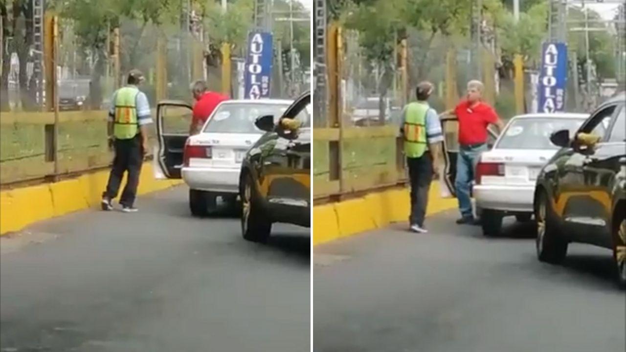 Taxista Xochimilco