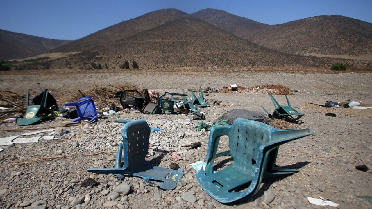 Valparaíso sequía