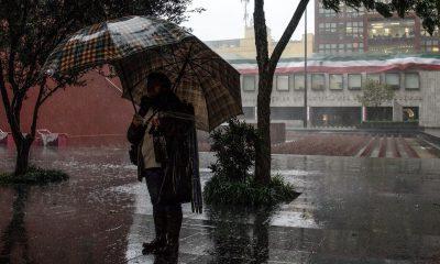 lluvia alcaldías