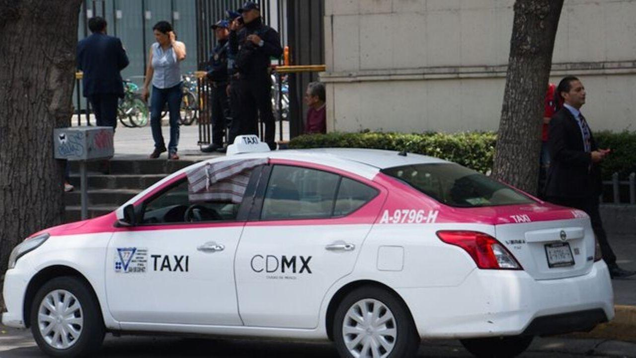 taxista Azcapotzalco