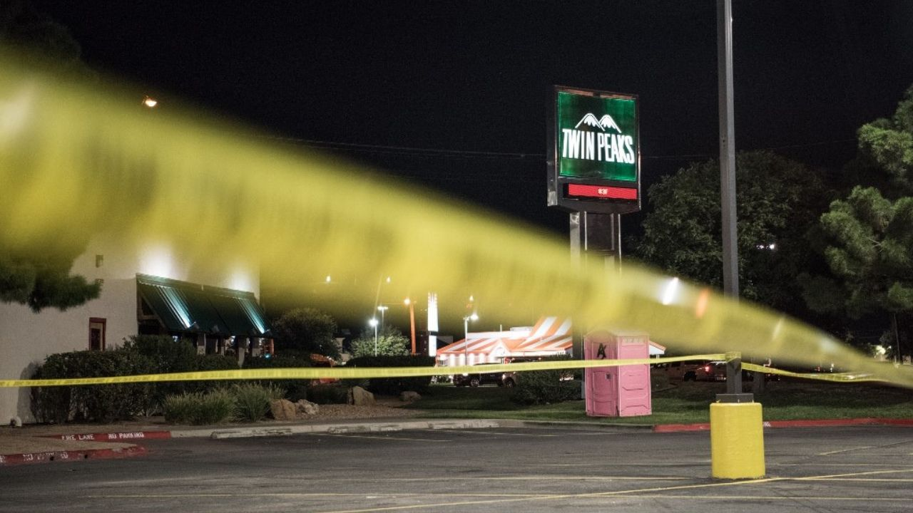 tiroteos Texas