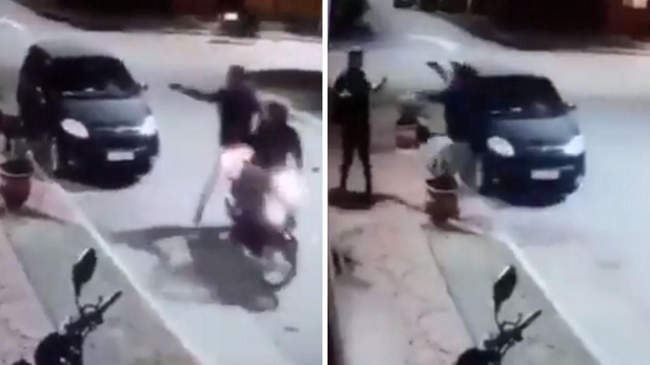 video ladrón