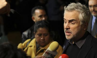 Alfonso Cuarón producirá contenido para Apple Plus
