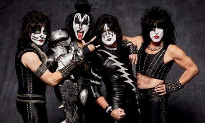 Kiss concierto