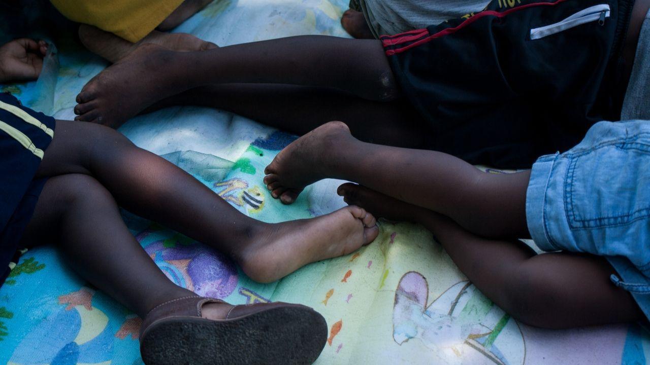 abusos niños migrantes
