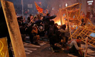 heridos cataluña