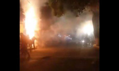 explosión pirotecnia xochimilco