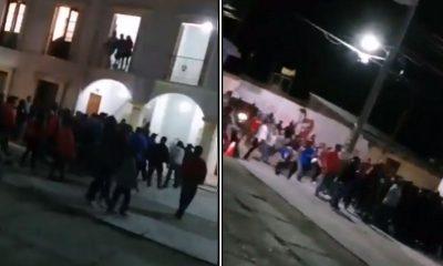 linchamiento Oaxaca