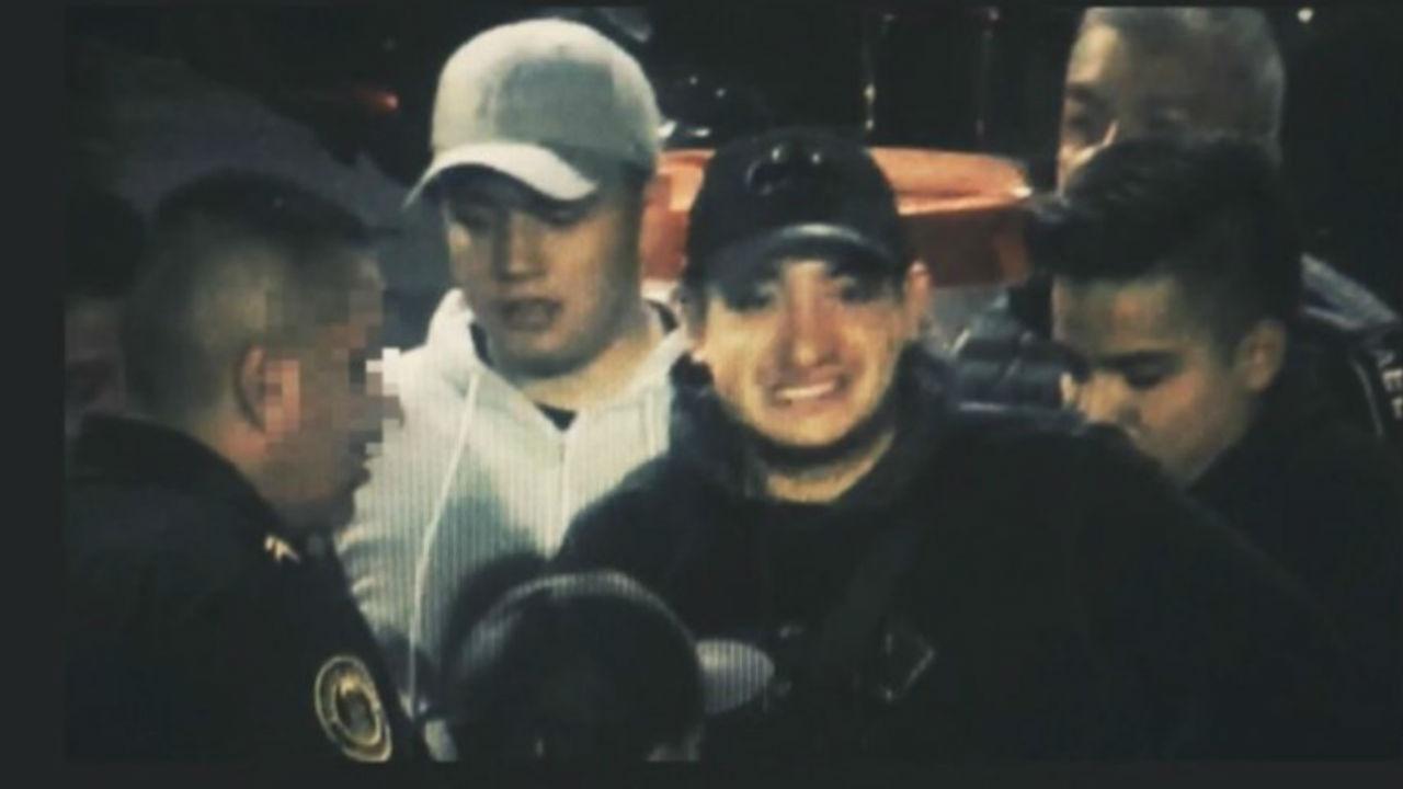 policía lunares