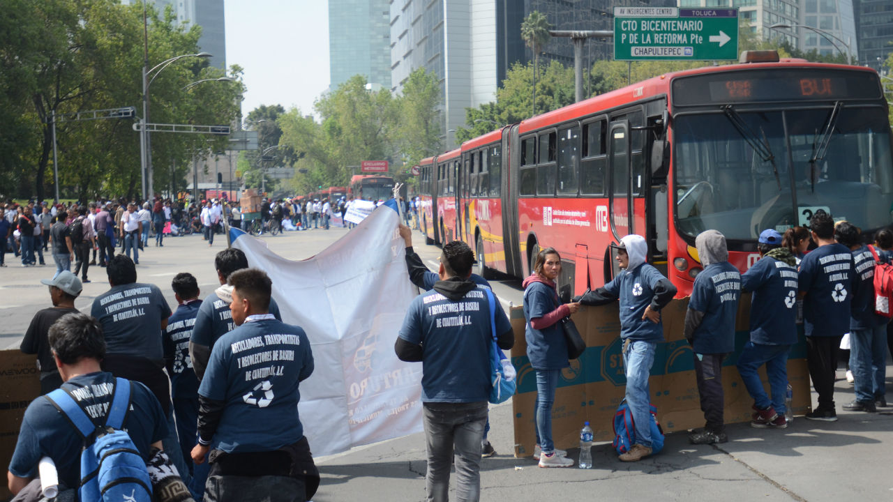 protocolo actuación manifestaciones