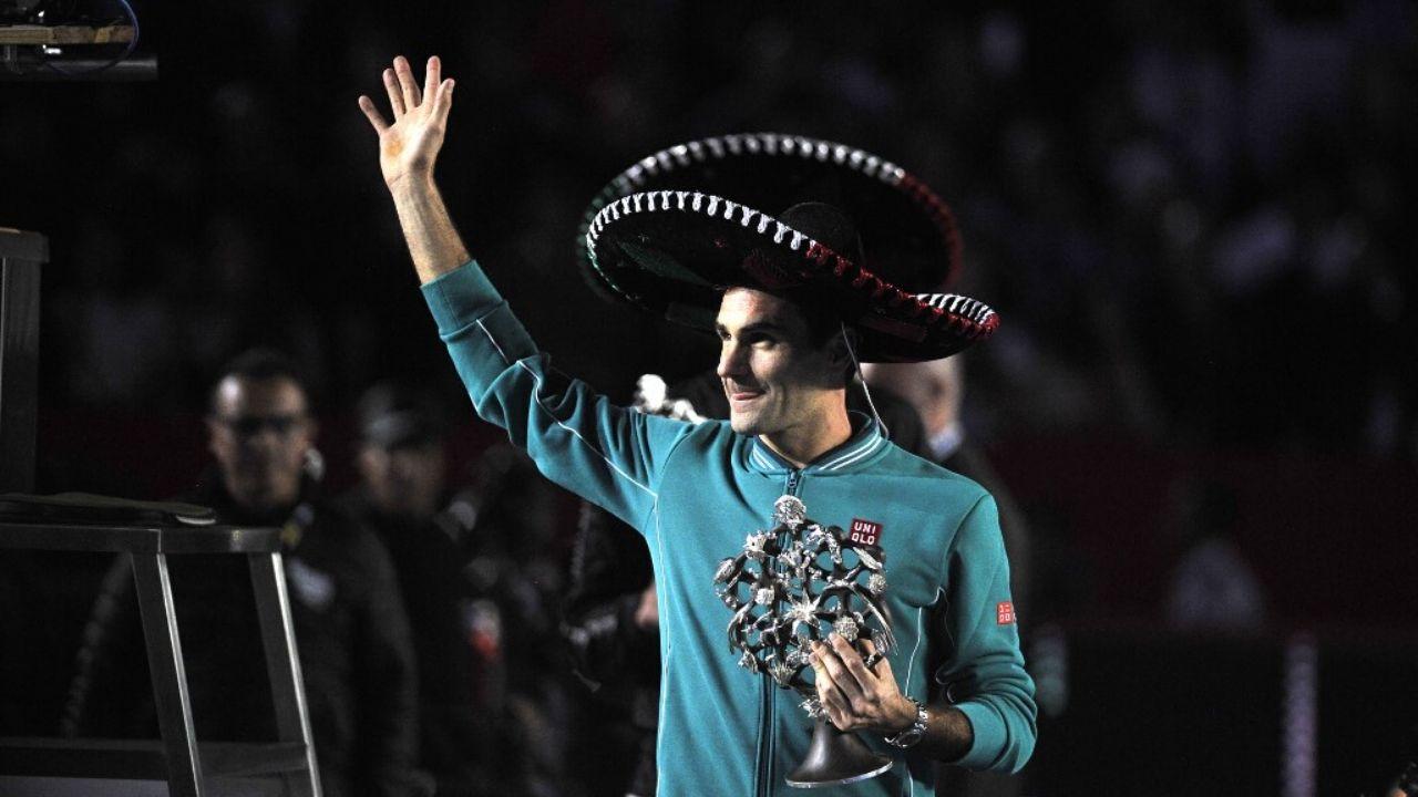 Federer Zverev