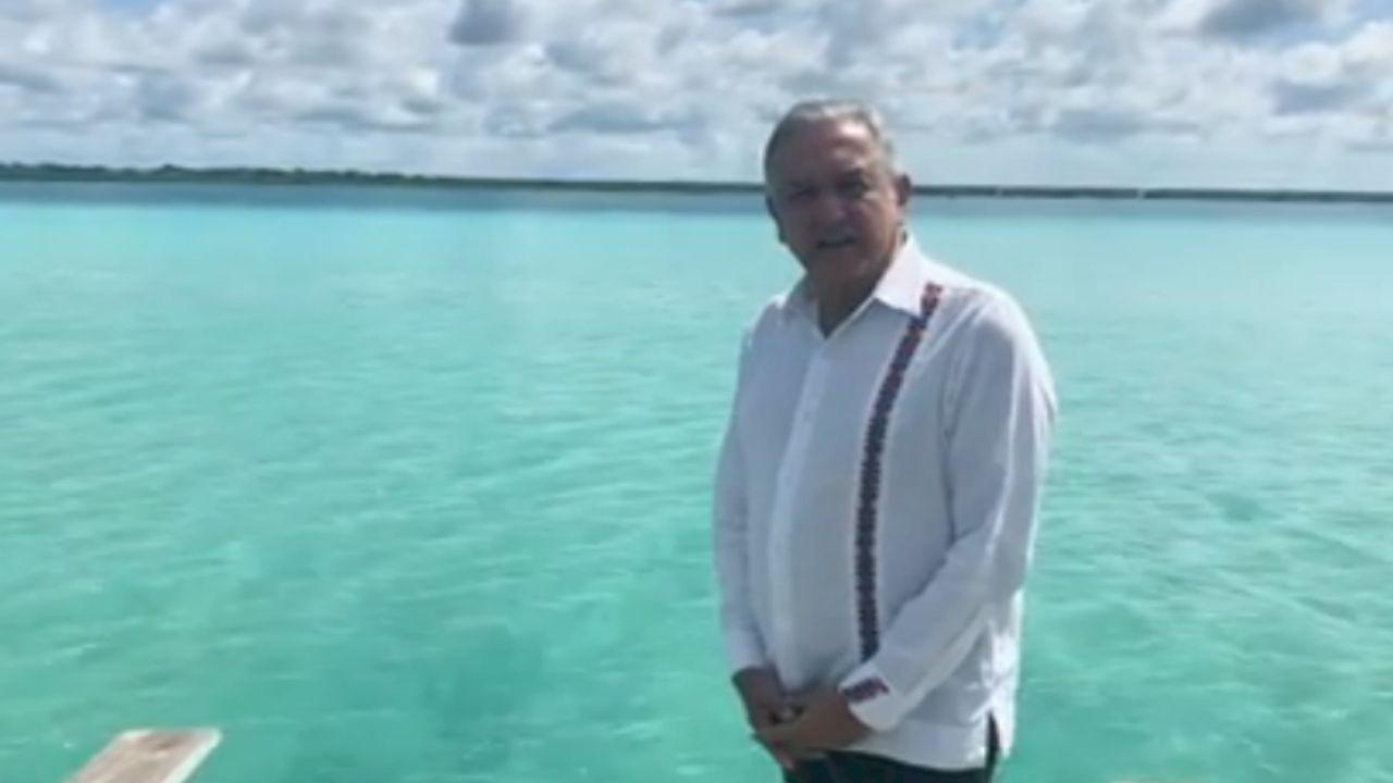 López Obrador Bolivia