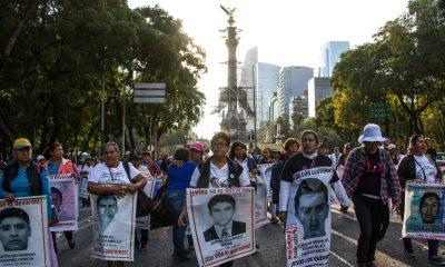 marcharon 43 ayotzinapa