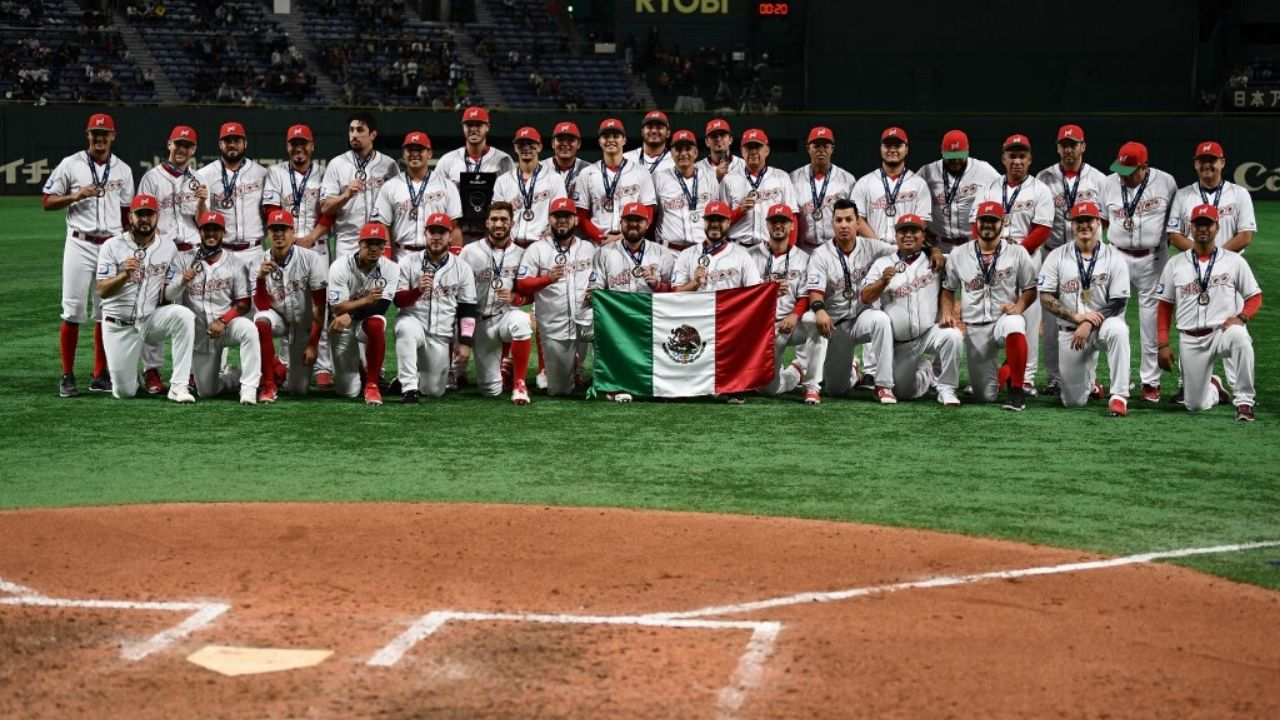 México béisbol