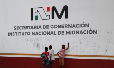 Migrantes Palenque