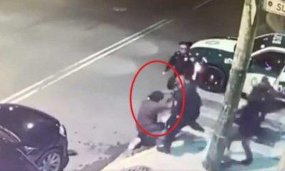 Policías Iztacalco