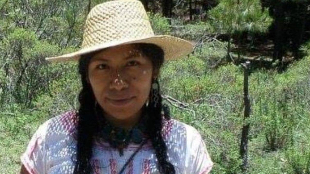 ambientalista Irma Galindo