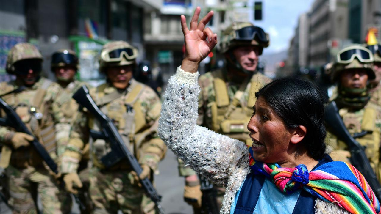 bachelet bolivia