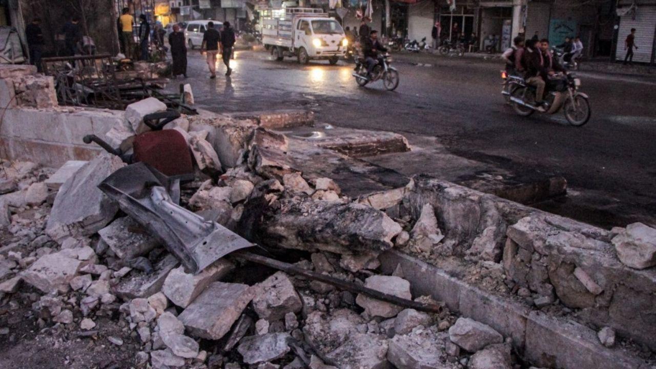 coche bomba Siria