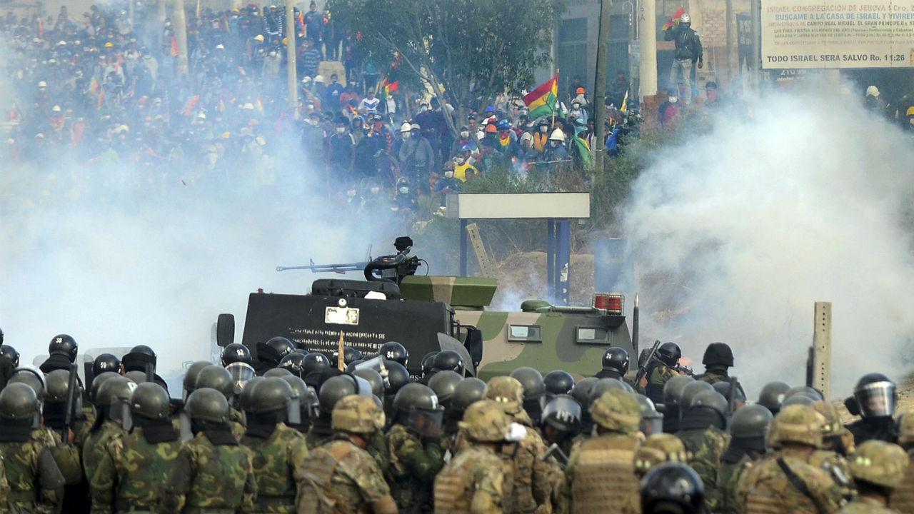 golpe estado bolivia