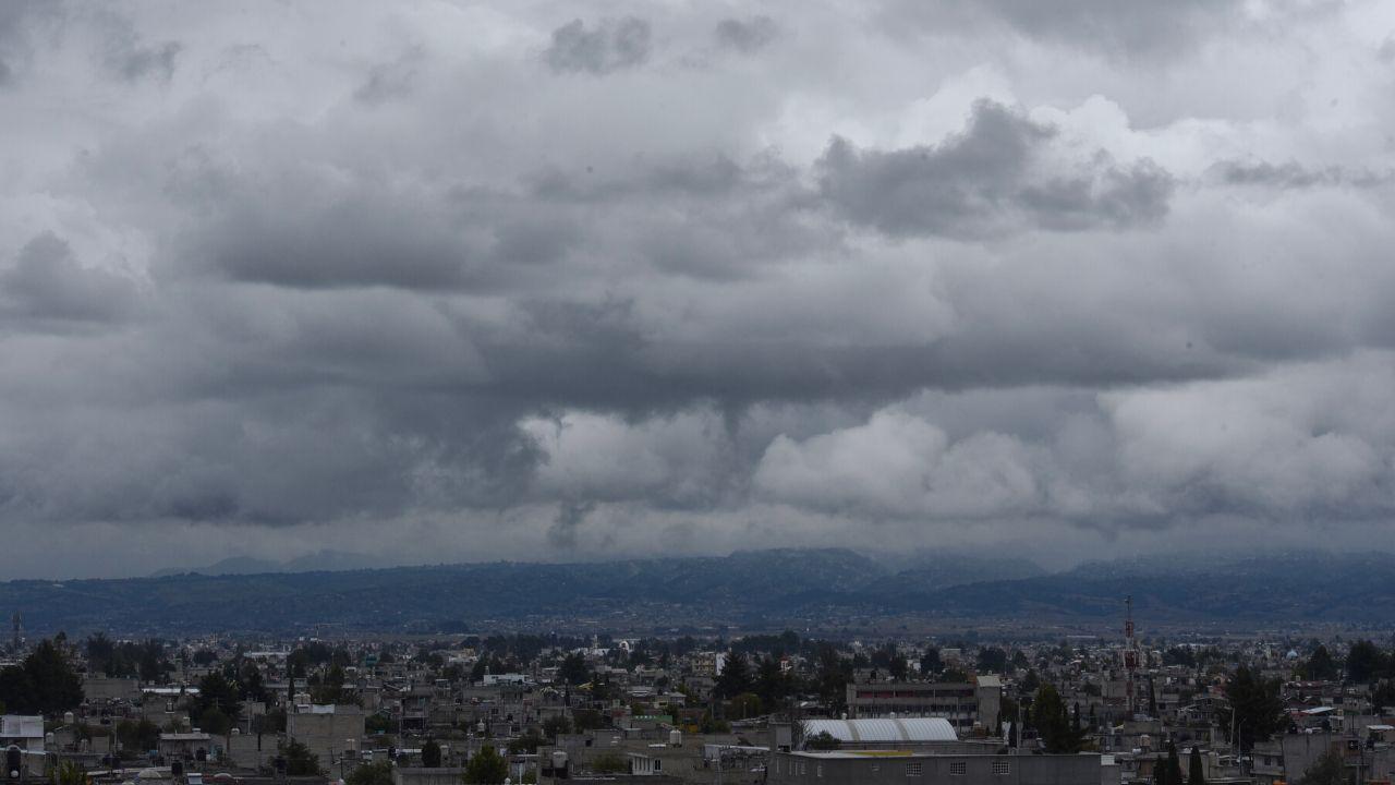 lluvias Valle de México