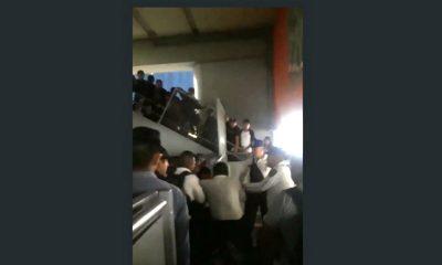 detención vendedor metro