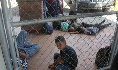 niños migrantes EUA